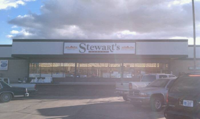 Stewart's Thriftway: 621 E Main, Castle Dale, UT