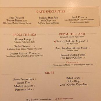 Photo Of Cafe Bellagio Las Vegas Nv United States