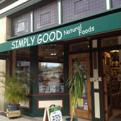 Simply Good Natural Foods Salisbury Nc