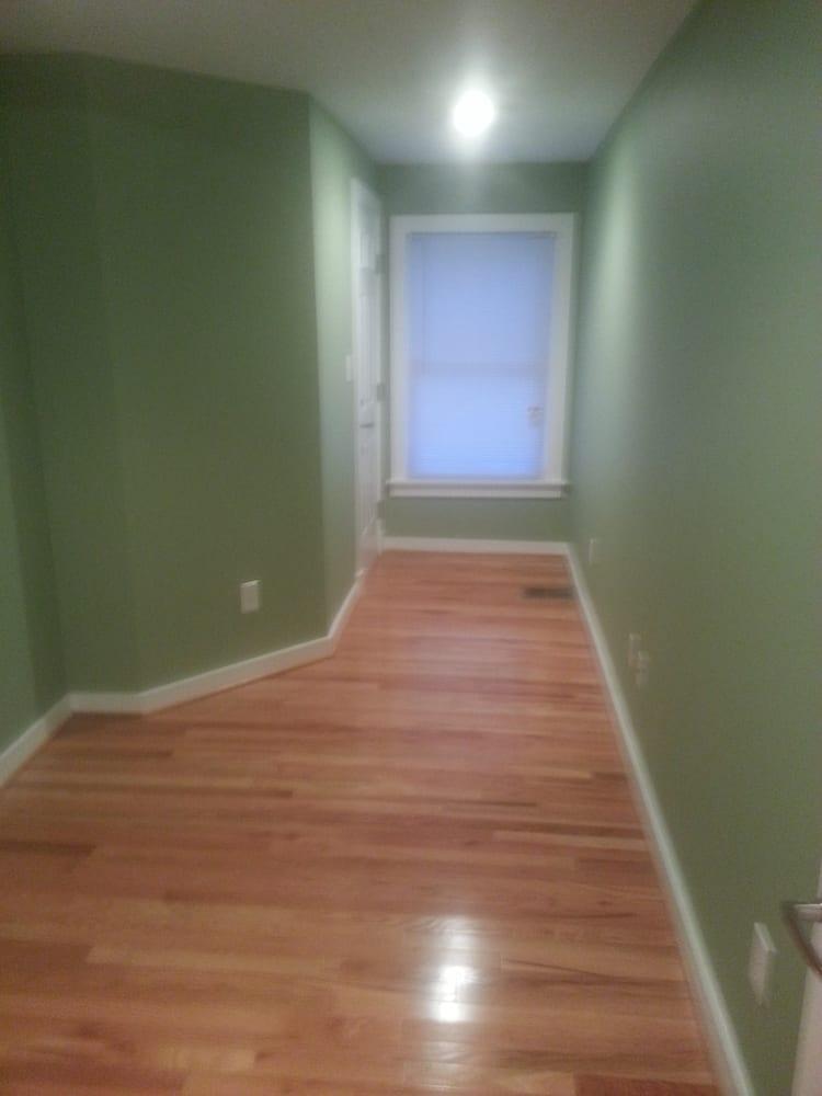 High quality interior paint job using benjamin moore aura - Benjamin moore aura interior paint ...