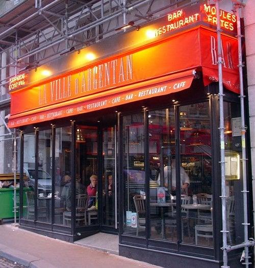 La ville d argentan 11 reviews bars 4 rue d 39 amsterdam saint lazare grands magasins paris - Restaurant saint lazare paris ...