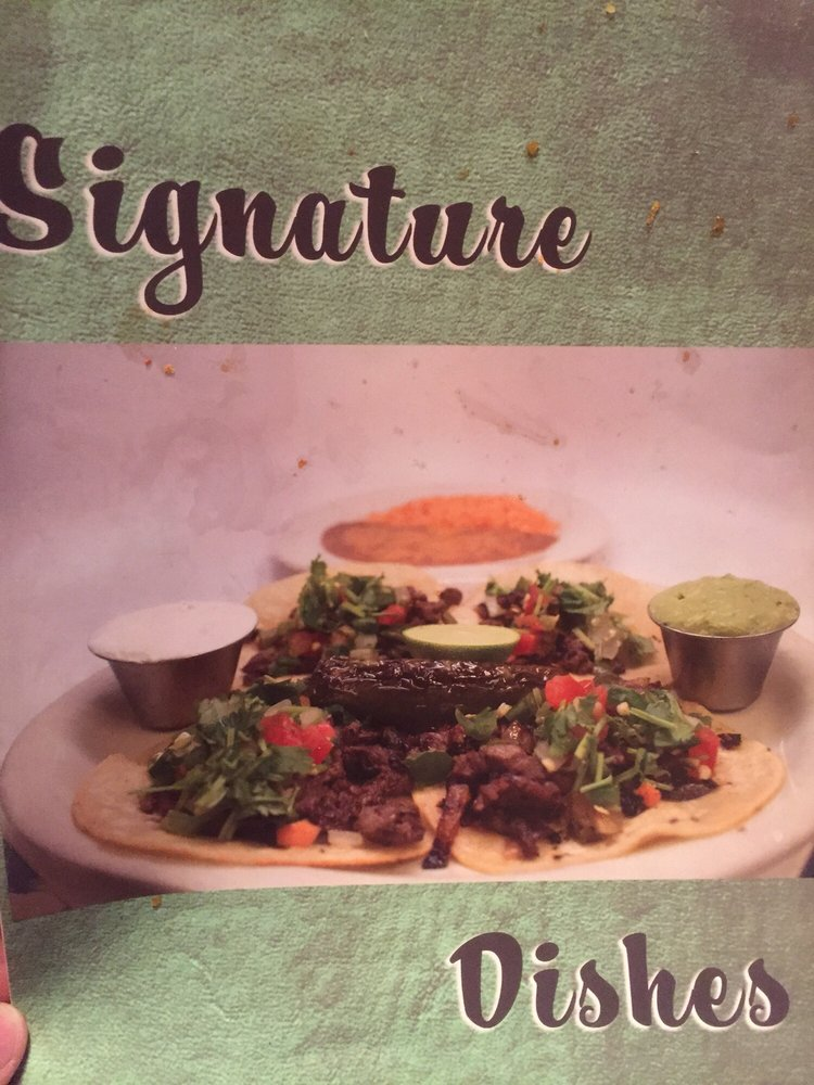 Don Luis Cafe: 841 W 4th St, Baird, TX
