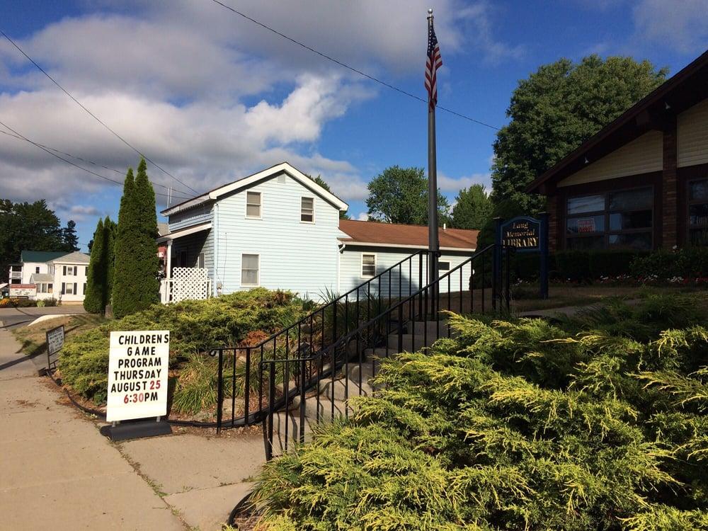Stewart B. Lang Memorial Library: 2577 E Main St, Cato, NY