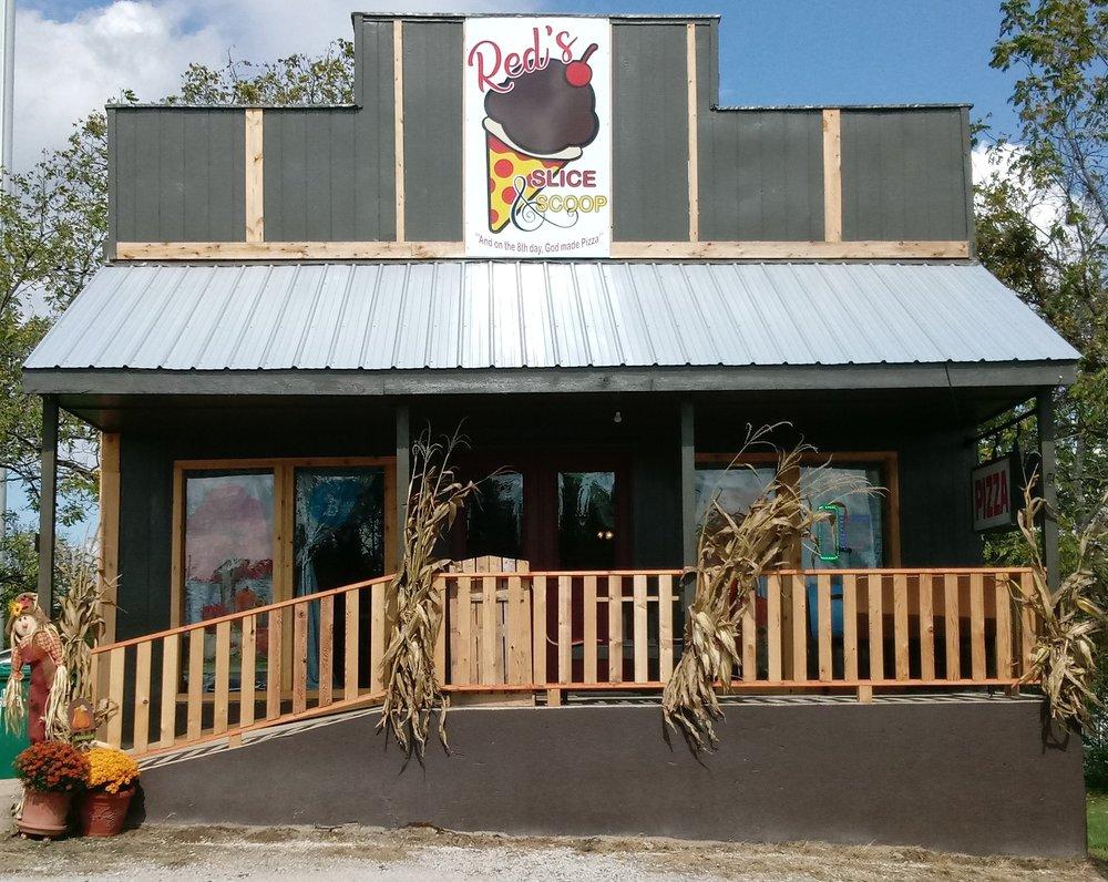 Reds Slice & Scoop: 149 Burnum St, Norwood, MO