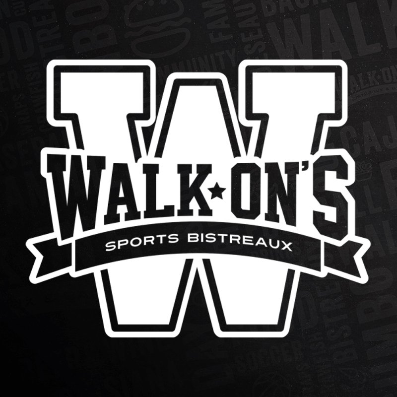 Walk-On's Sports Bistreaux: 4400 Hardy St, Hattiesburg, MS