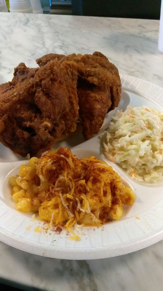 Gus' World Famous Fried Chicken: 35505 Ford Rd, Westland, MI