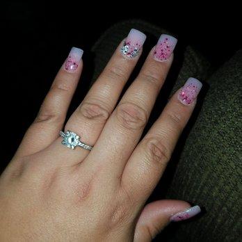 Photo Of Diamond 3D Nails
