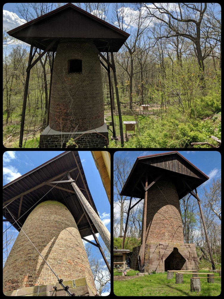 Social Spots from Allaire State Park