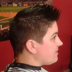 Photo of Cutting Junction Haircuts For Men - Arlington, TX, United States. Funky
