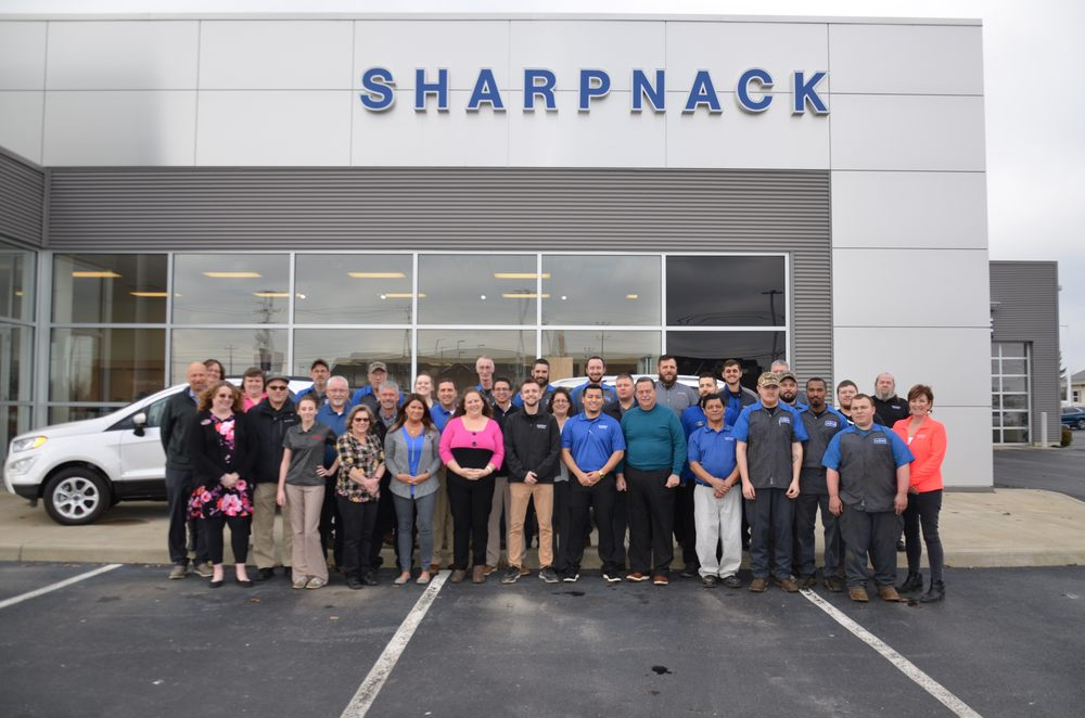 Sharpnack Ford: 1200 S Conwell Ave, Willard, OH