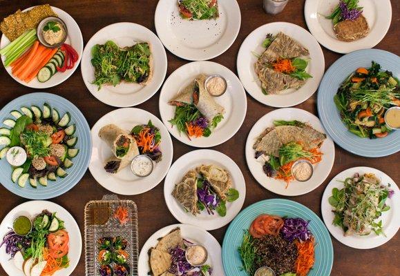 Superfresh! Organic Cafe - (New) 125 Photos & 119 Reviews