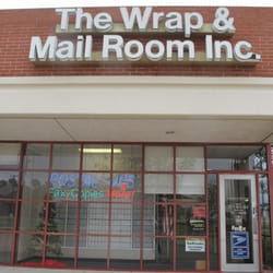 The Wrap & Mail Room, ...