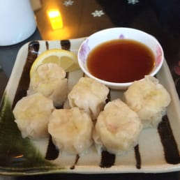 New City Sushi - New City, NY, United States. Shrimp Shumai