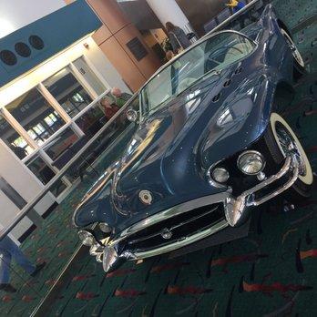 National Car Rental Flint Bishop Airport