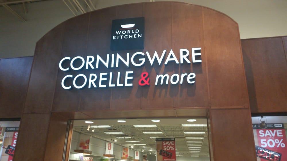 Corningware factory store / Scooter miami