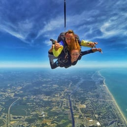 North Myrtle Beach Skydiving The Best Beaches In World