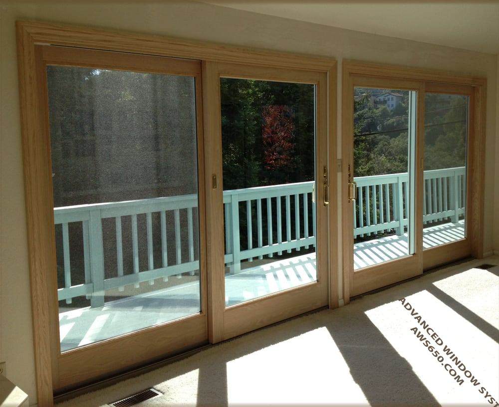 Advanced Window Contractors Anderson 400 Series French