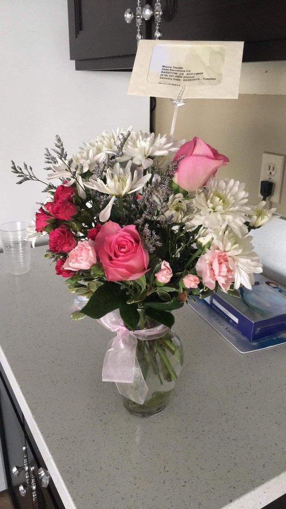 Rainbow Florist: 1303 E Main St, Barstow, CA