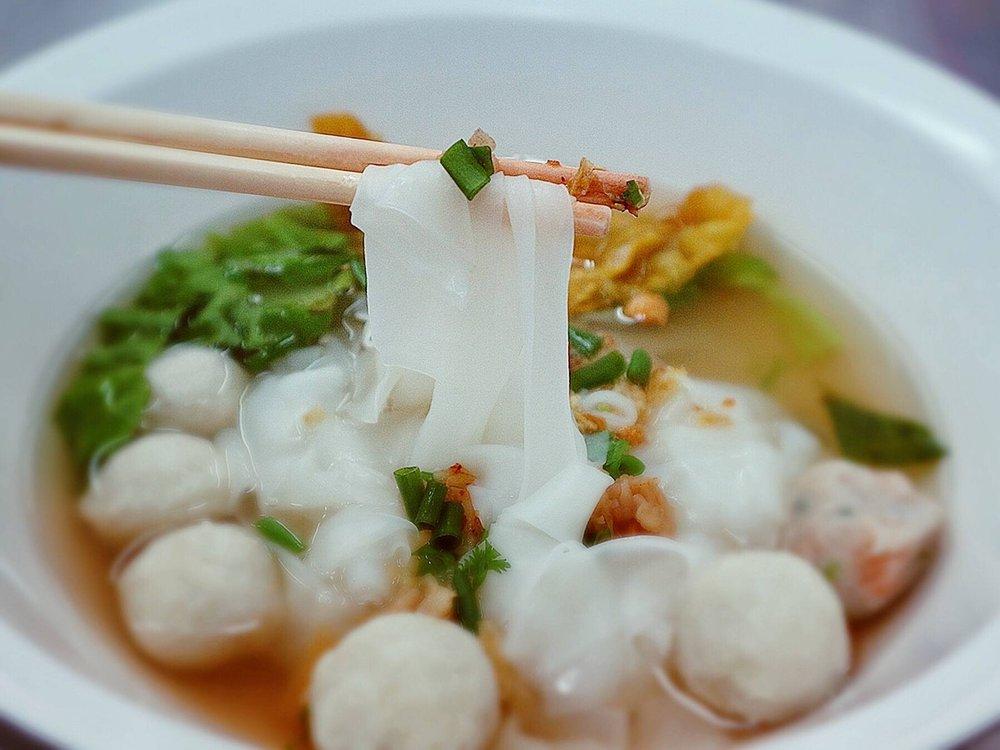 Food from Yaowarat Road