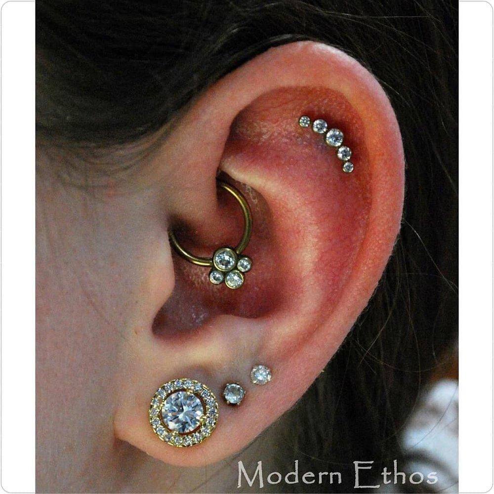 Modern Ethos Piercing & Fine Jewelry: 321 Bridge St, New Cumberland, PA