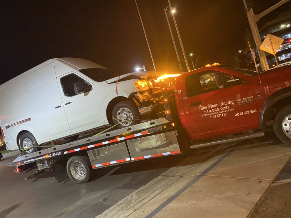 Towing business in Union City, CA