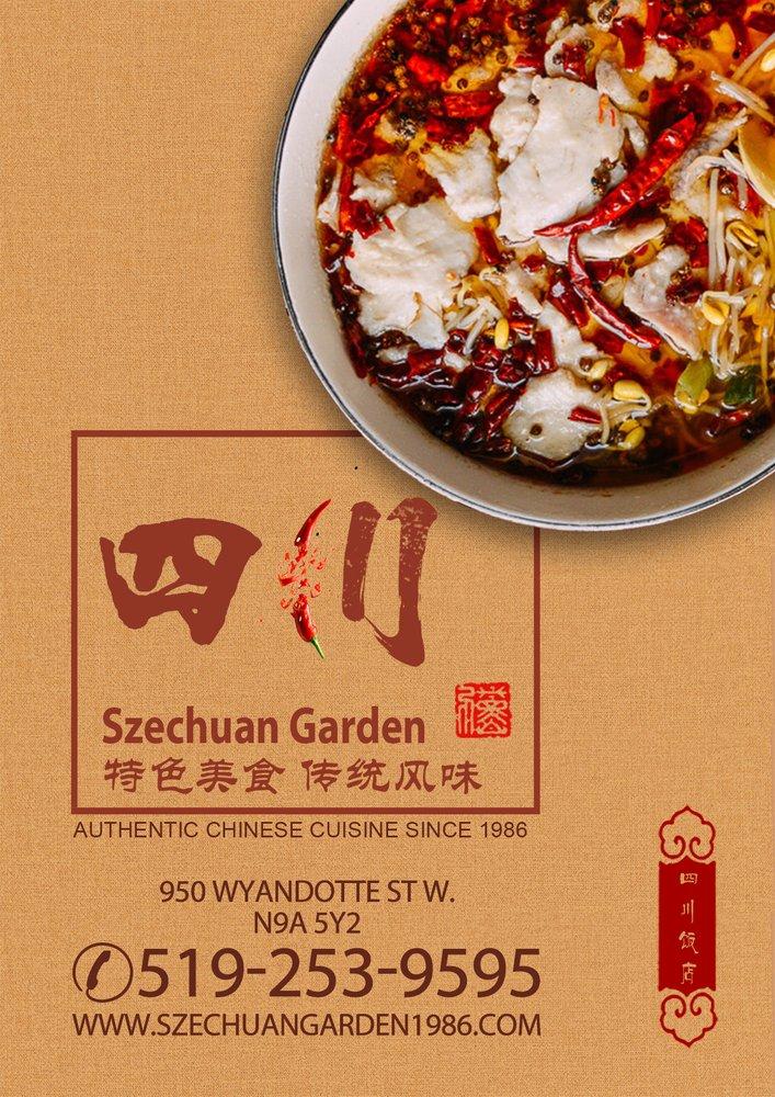 Szechuan Garden: 950 Wyandotte Street W, Windsor, ON