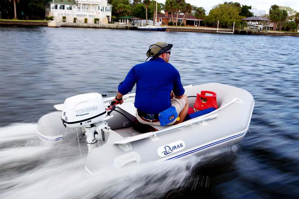 Boats & Motors - 15 Reviews - Boat Repair - 299 North Ave