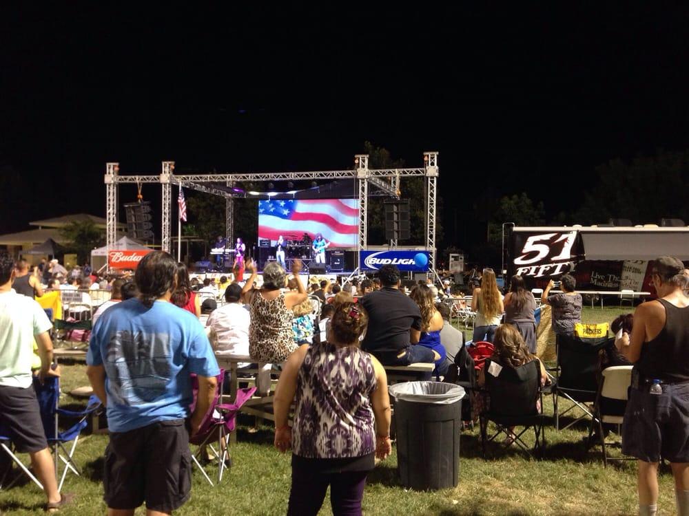 Livingston's 4th of July Festival: 2400 Walnut Ave, Livingston, CA