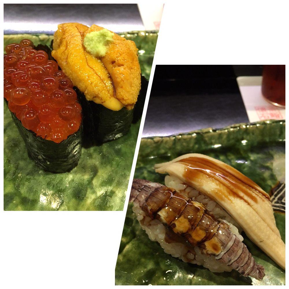 Cha Kaiseki Sushi