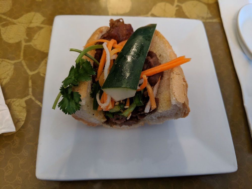 Food from Pho & Beyond