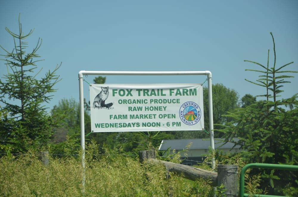 Fox Trail Farm: 1272 N 75th E, Albion, IN
