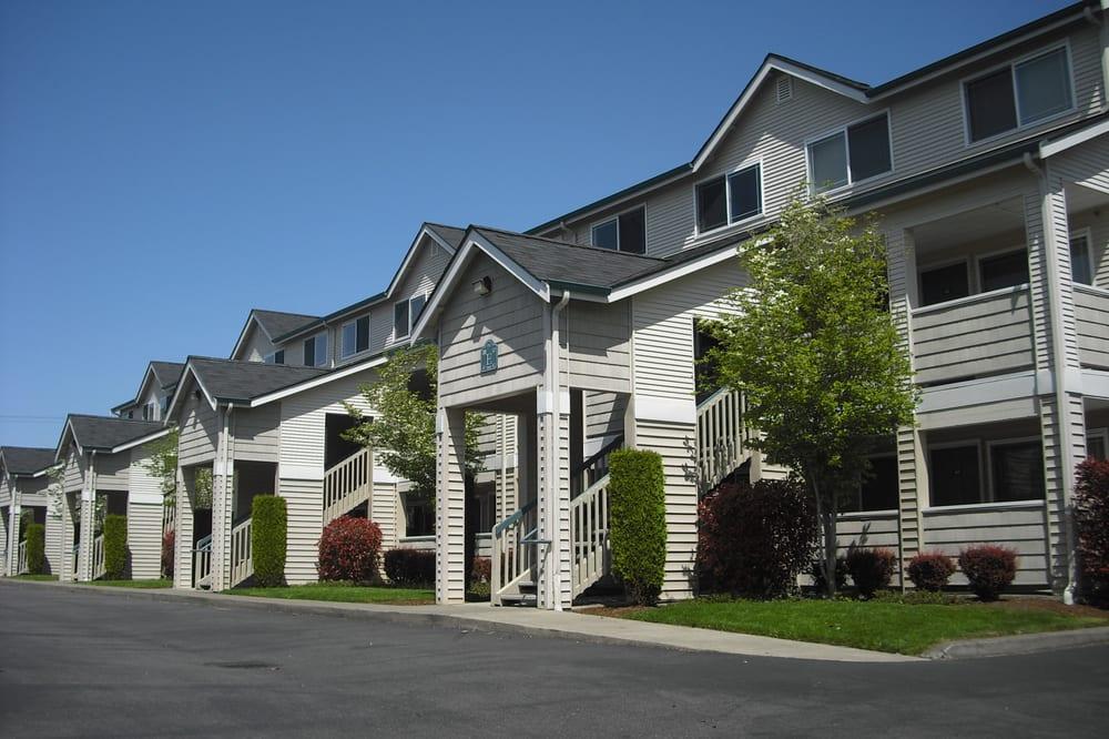 Alder Court Apartments