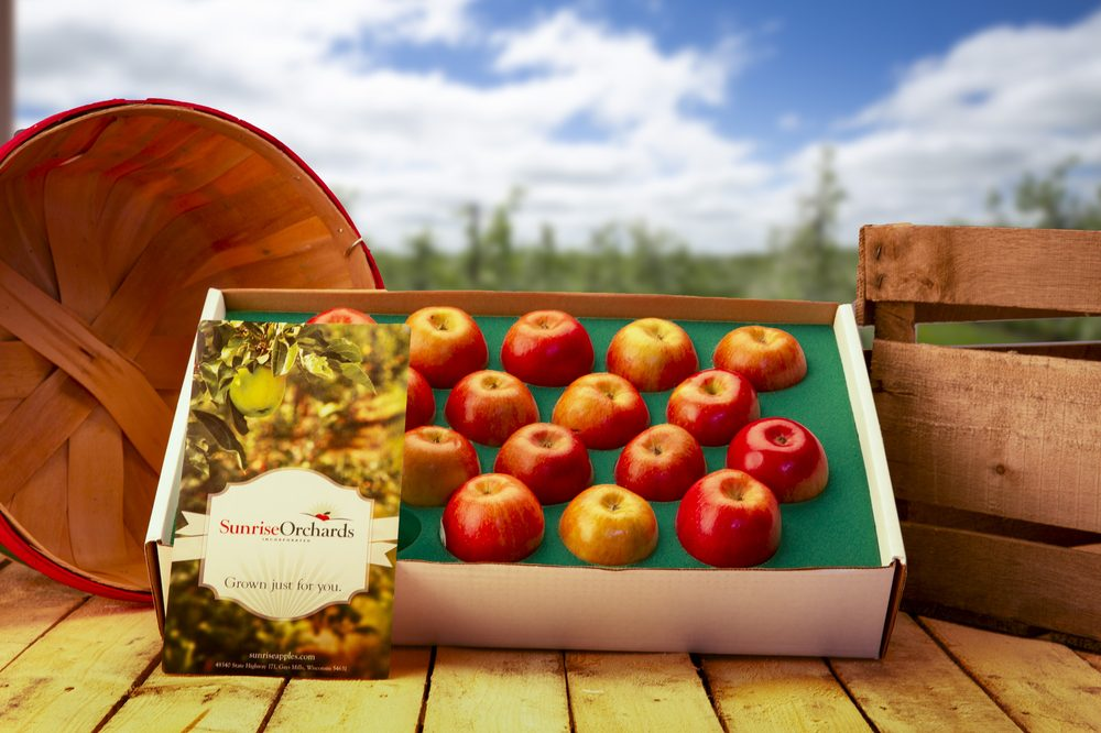 Sunrise Orchards: 48380 State Hwy 171, Gays Mills, WI