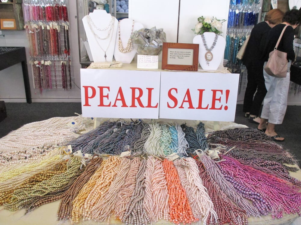 The Bead Merchant and Yarn Supply: 115 SW G St, Grants Pass, OR