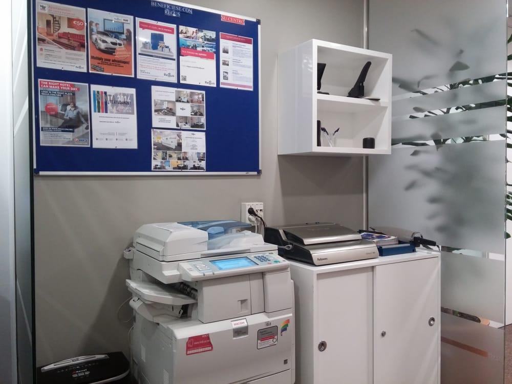 Regus obtener presupuesto oficinas compartidas calle for Oficinas ups madrid