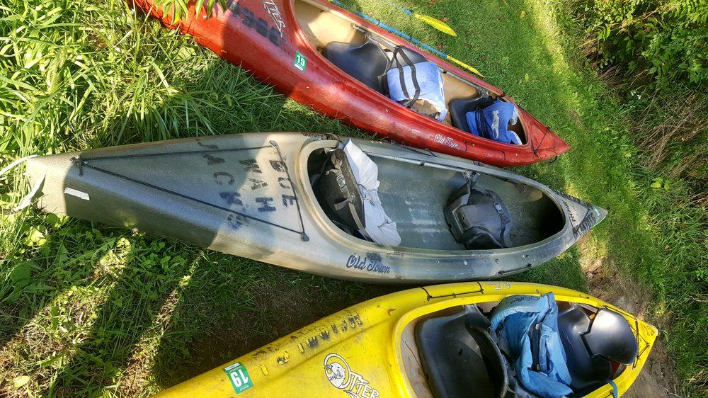 Doe-Wah-Jack's Canoe Rental: 52963 M 51 N, Dowagiac, MI