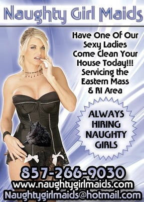 Naughty Girl Maids Closed Home Cleaning West End