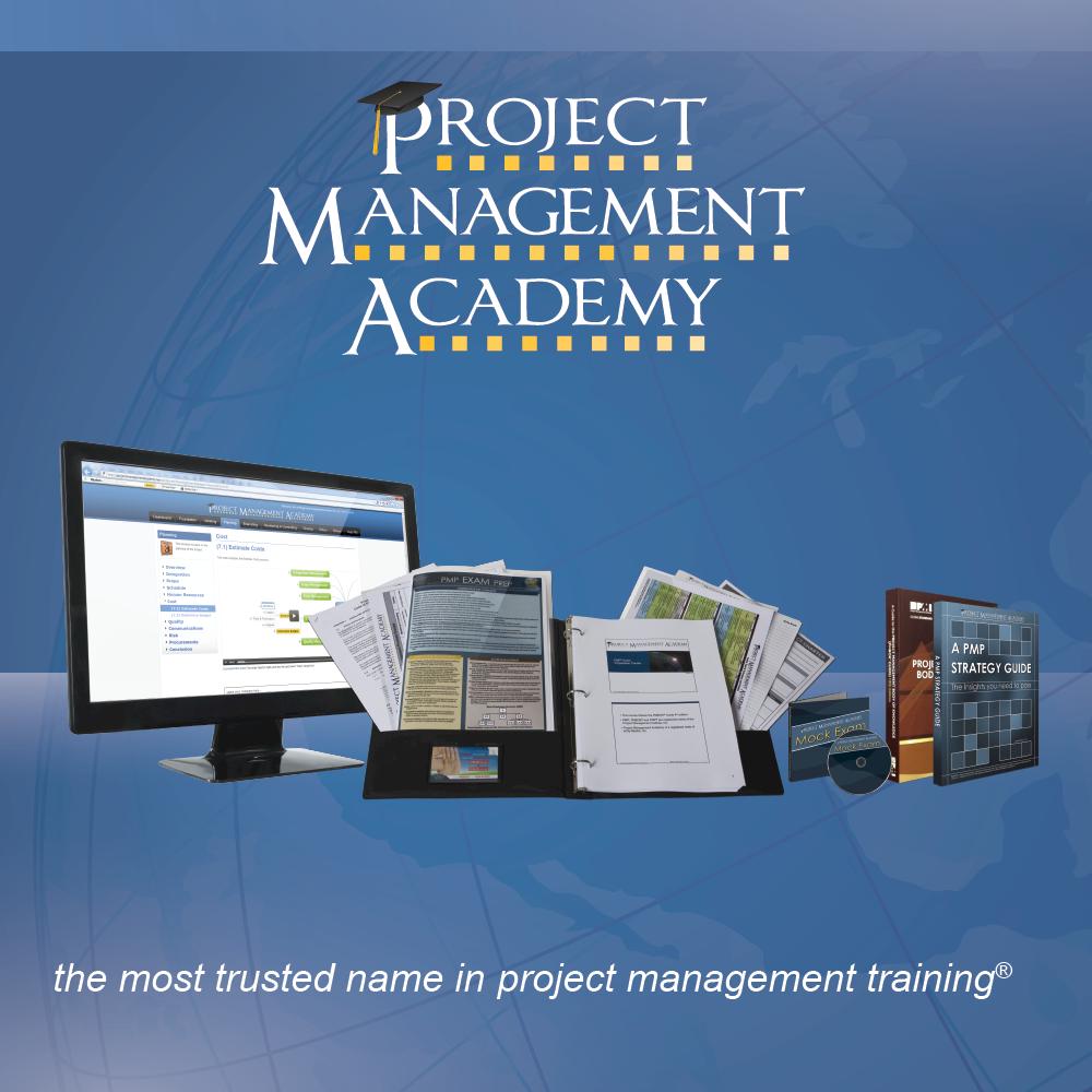 Project Management Academy Test Preparation 6400 West Broad