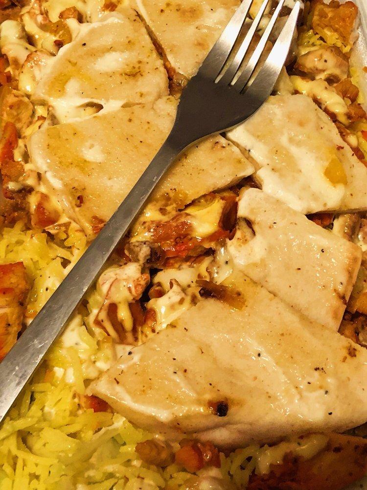 Farook Halal Food: 142 E 14th St, New York, NY