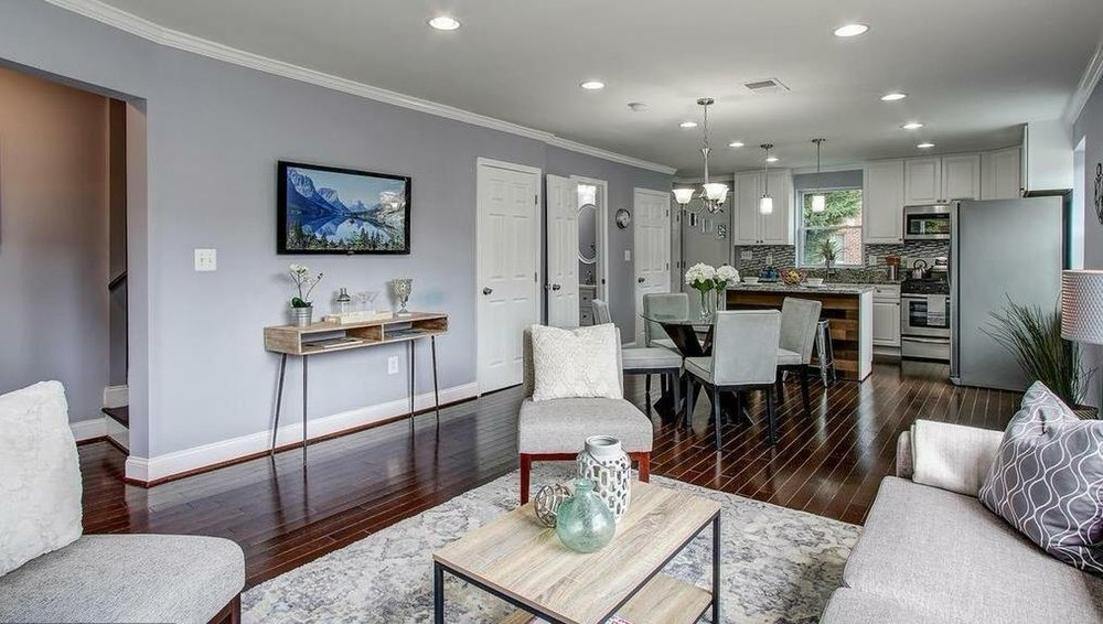 Flavell Home Staging: Rockville, MD
