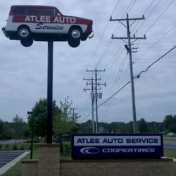 Atlee Auto Service - 10 Reviews - Tires - 9550 Chamberlayne Rd