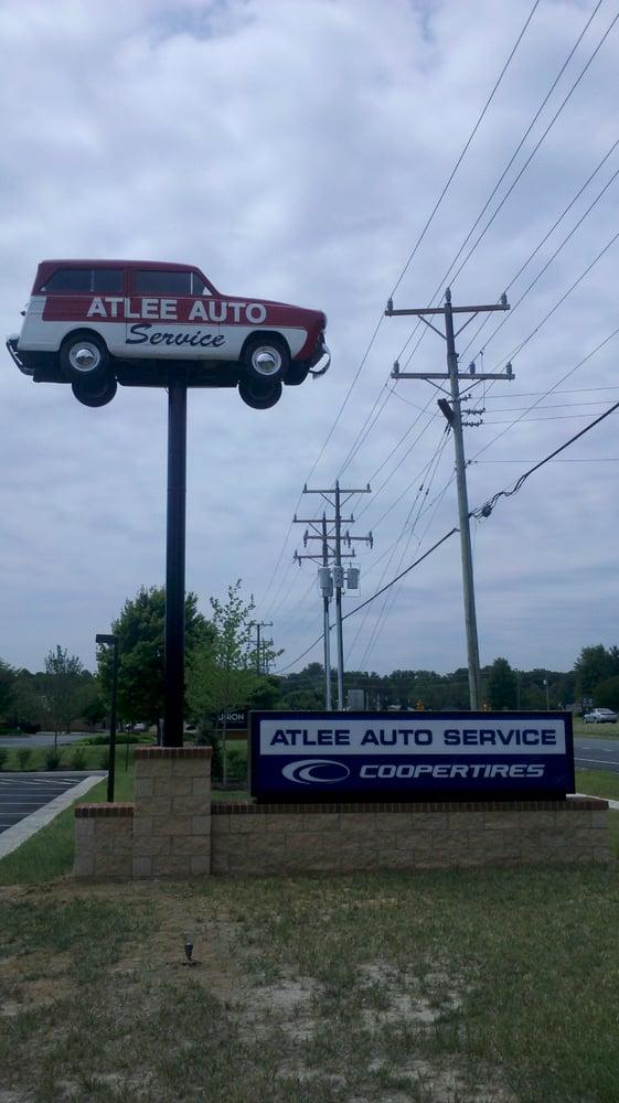 Atlee Auto Service: 9550 Chamberlayne Rd., Mechanicsville, VA