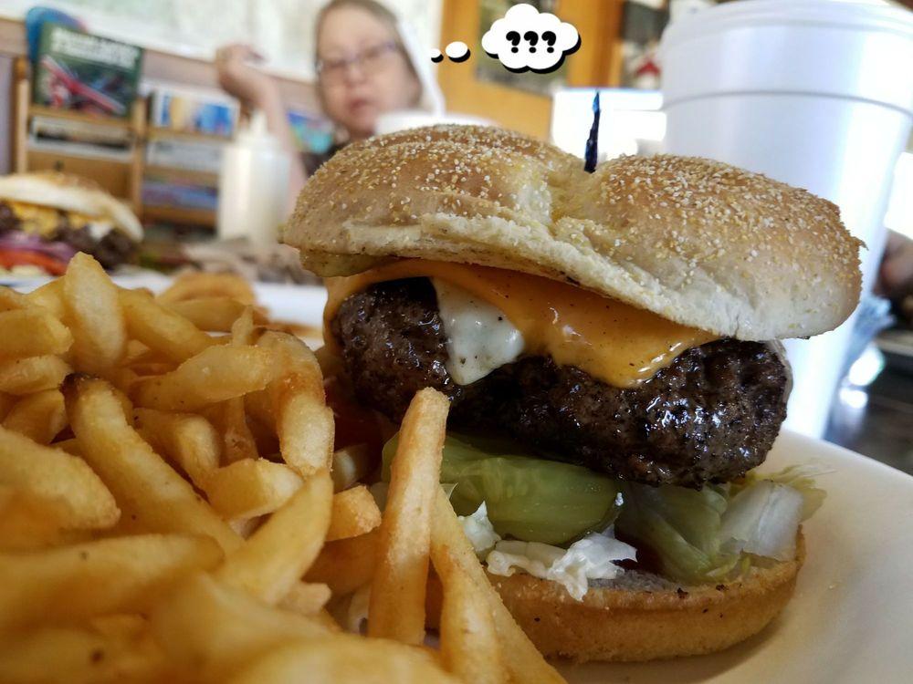 Airport Cafe: 10649 Sierra Way, Kernville, CA