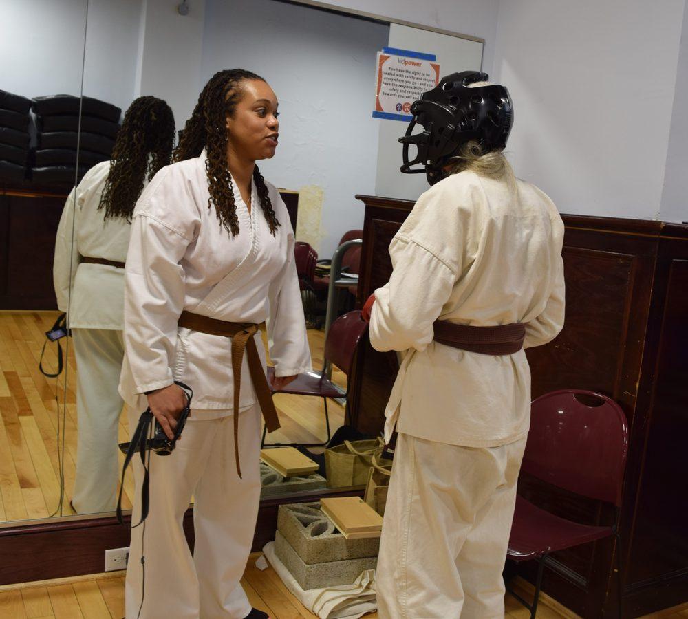 DC Self Defense Karate Association: 5123 Georgia Ave NW, Washington, DC, DC