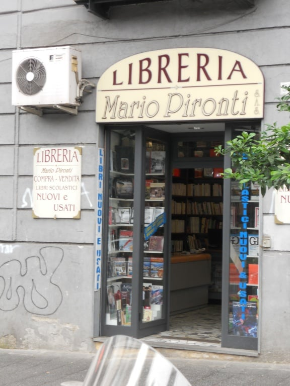 Libreria Mario Pironti