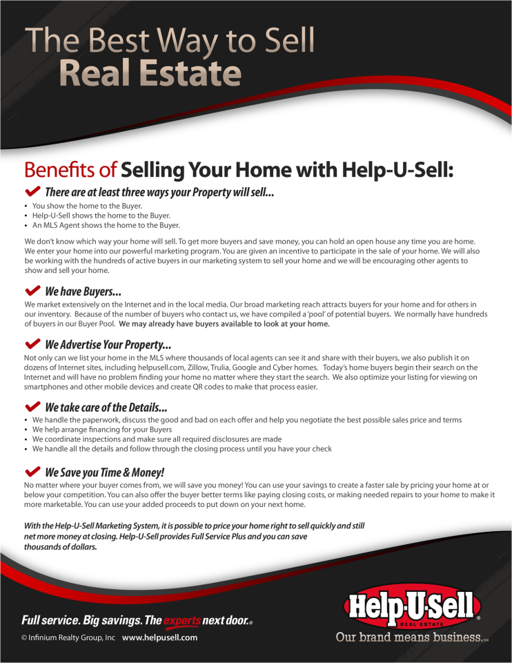 Help U Sell Space Coast Realty Group - CLOSED - Real Estate Services ...