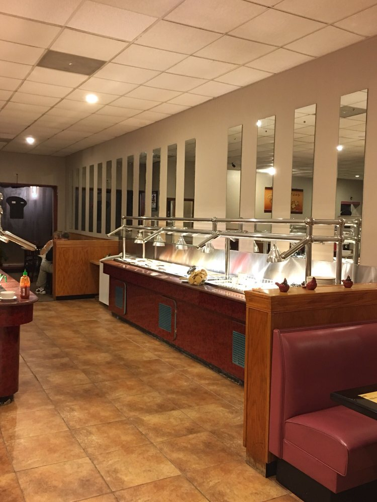 China One Buffet: 1210 N Bequette St, Dodgeville, WI