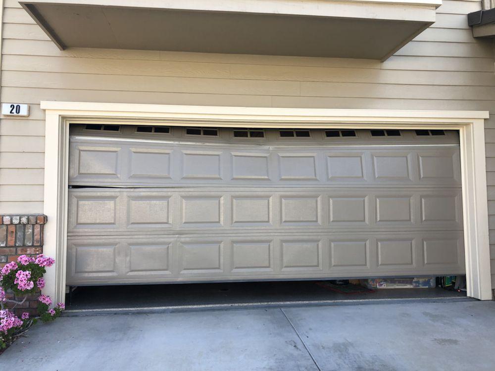 Your Garage Door Broken We Can Repair It Today Instead Of