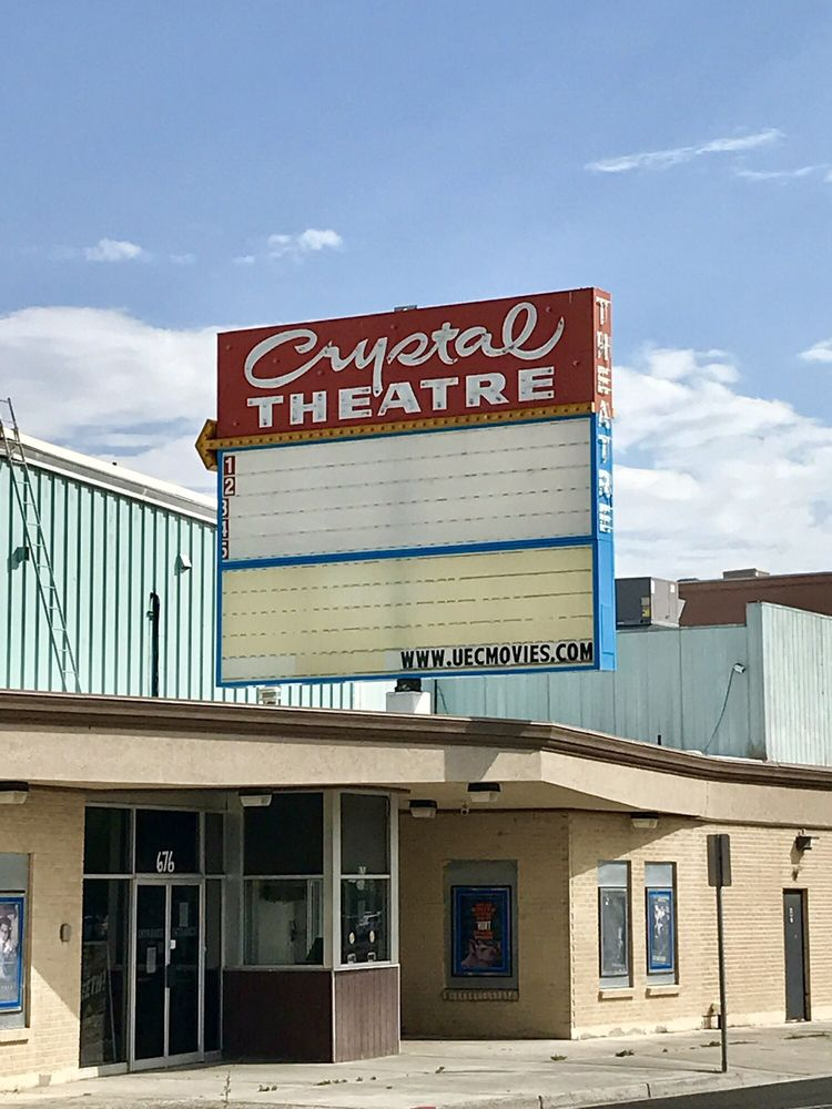 Crystal Theatre: 676 Commercial St, Elko, NV