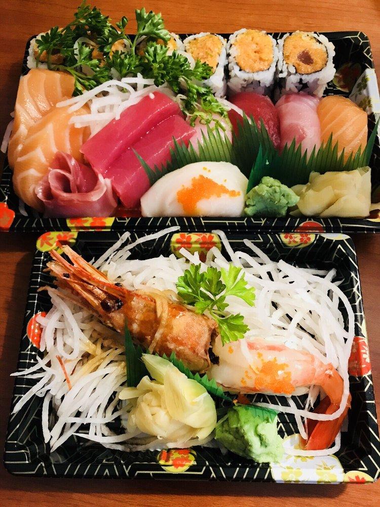 Blue Water Sushi: 221 E St, Ludlow, MA